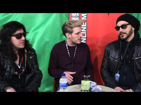 Reckless Love HRH United Interview 2016