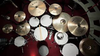 Iago Pico ft. Cobus Potgieter - Heroes (Drum Cover | Original Song)