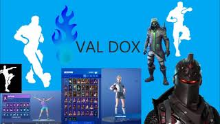 Welcome to Val Dox - Central Channel for Fortnite Giveaways