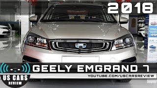 2018 GEELY EMGRAND 7 Review