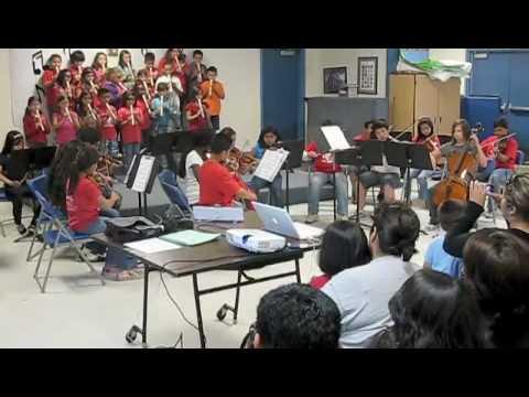 Ode to Joy - Vista del Valle Elementary School