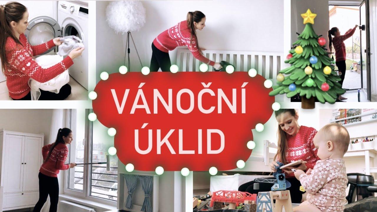 VELKÝ VÁNOČNÍ ÚKLID 2020   Příprava na vánoční dekorování domu ?