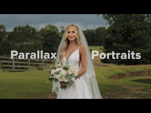 The Best Cinematic Camera Move For Wedding Portraits