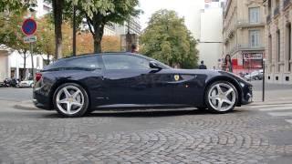 Ferrari FF in Paris