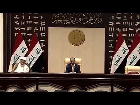 Iraq MPs vote against Kurdish independence referendum
