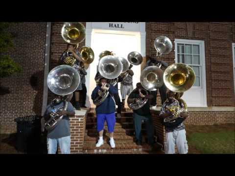 Music in the Park ATL - Sousaphone Power @ Clark Atlanta University - Sun Apr/23/2017