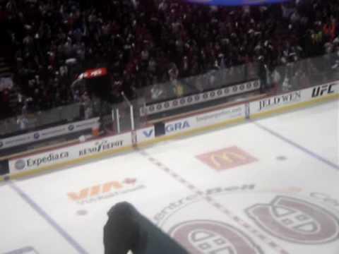 Kovalev Goal Against Boston 2008 Playoffs