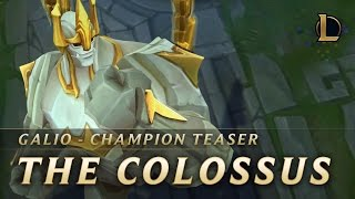 lol new champion teaser