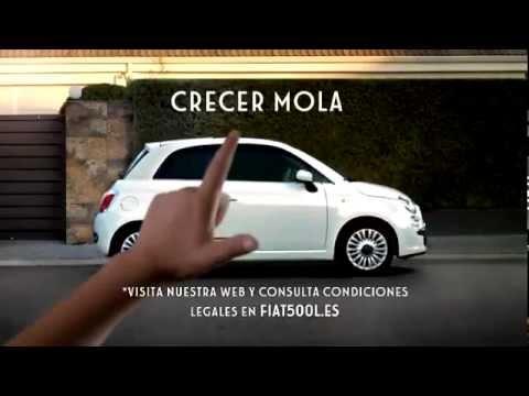 Spot España Nuevo Fiat 500L