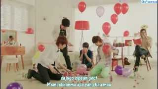 Video B1A4   Only Learn The Bad Things (Indo Sub + Lirik) download MP3, 3GP, MP4, WEBM, AVI, FLV Agustus 2018
