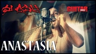 SLASH - Anastasia (Cover Contest) - FULL BAND COVER - by Karl Golden, Lion & Llambo