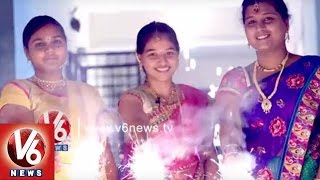 Diwali Festival Promo | Wishes You Happy And Safe Diwali | V6 News