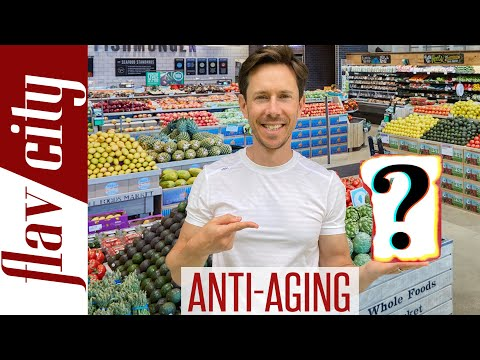 Top 10 Anti-Aging Foods You Need In Your Diet