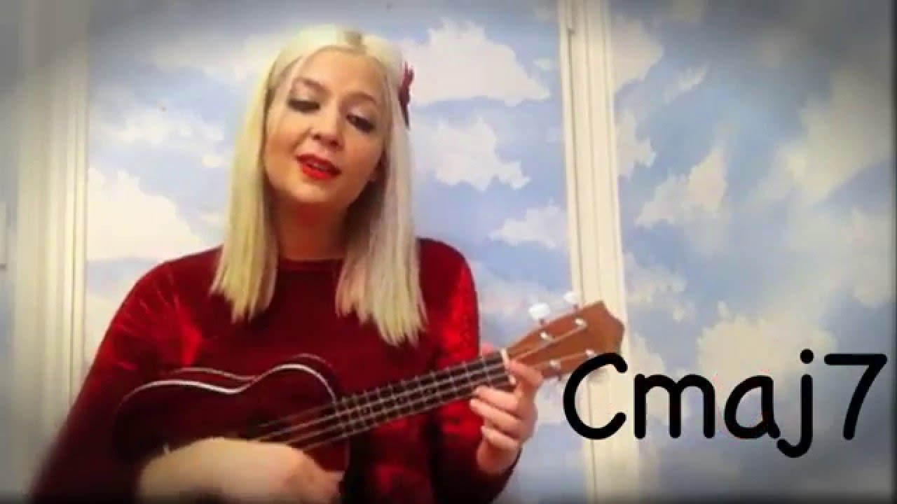 Day 8. Last Christmas - Ukulele Cover With chords - YouTube