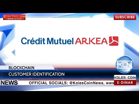 KCN: Credit Mutuel Arkea and IBM to use blockchain