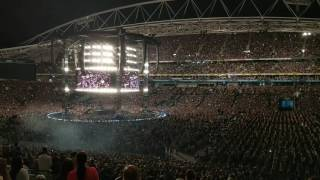 100'000 Adele Fans Sing 'Someone Like You' LIVE at ANZ Stadium SYDNEY AUSTRALIA WORLD TOUR 2017