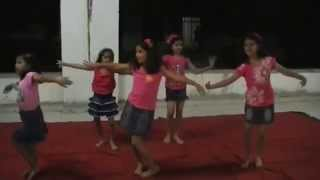 Aewsome girls dance- baby doll main sone di