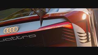 Gran Turismo Sport - Audi e-tron Vision Gran Turismo - The Story