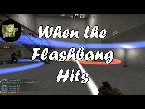When the Flashbang Hits - Invex Jailbreak CS:GO
