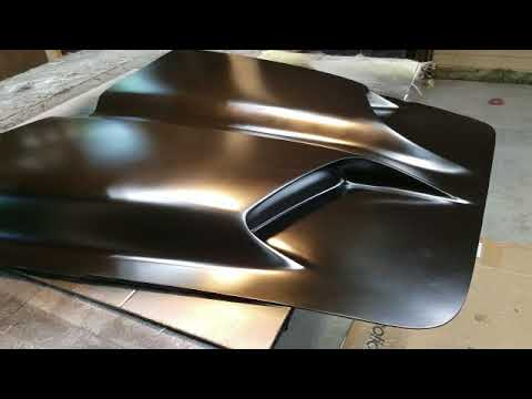 Hays Ram Air Hood Scoop Youtube