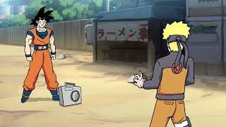 Download Goku vs. Naruto Rap Battle!