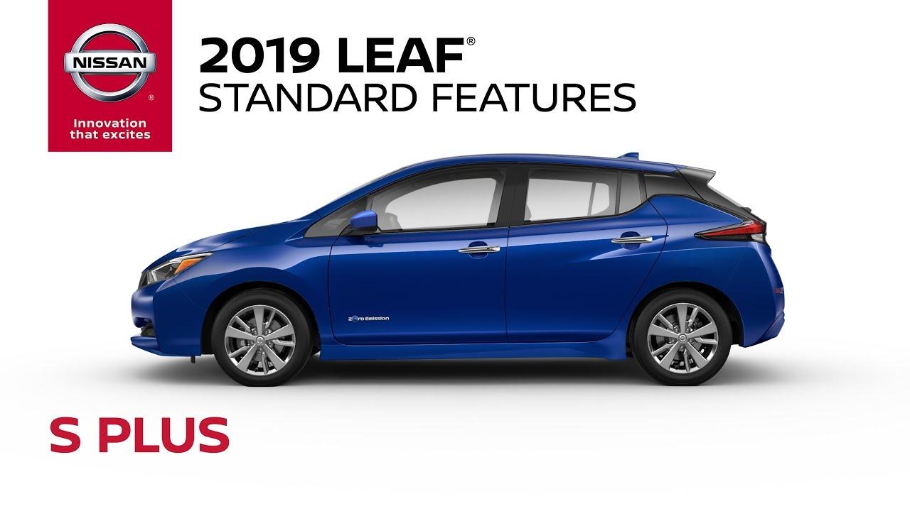 2019 Nissan Leaf S Plus Model Review