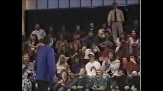 Arsenio Hall DESTROYS Queer Nation
