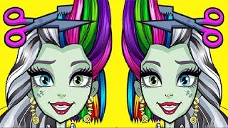 Monster High™ Beauty Shop: Fangtastic Fashion Game Crazy Labs By Tabtale