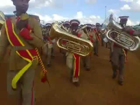 St Paul Tembisa Brass Band
