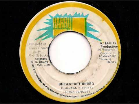 LORNA BENNETT - 'Breakfast In Bed' + Version - JA 7