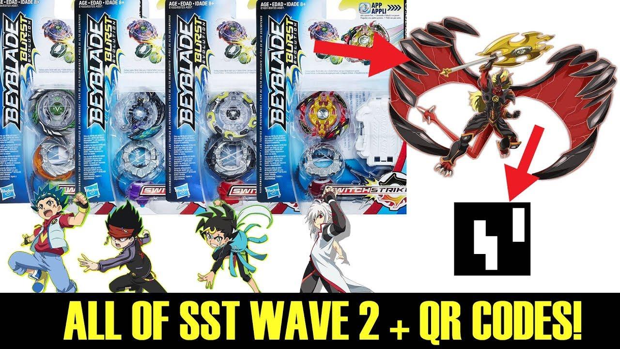 Evolution Doomscizor Qr Beyblade Burst Codes Scan D3