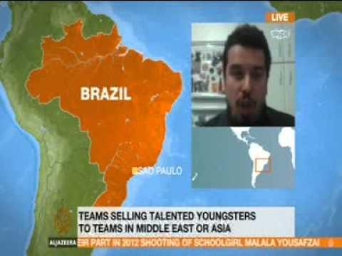 World Cup didn't save Brazilian clubs from huge debts, says Brazilian journalist Mauricio Savarese