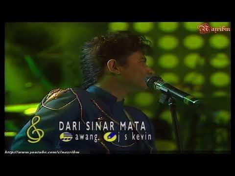 BPR - Dari Sinar Mata (Live In Juara Lagu 90) HD