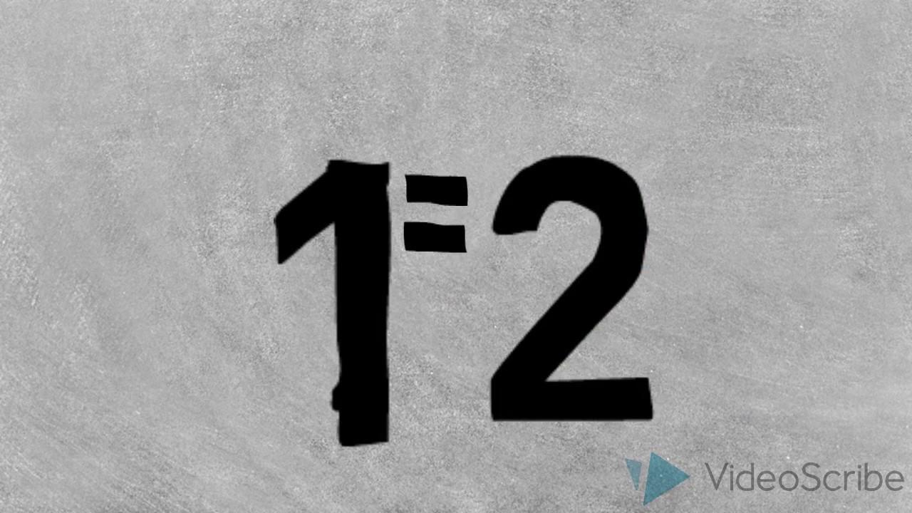 crazy mathematics 1=2, Srinivasa Ramanujan