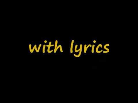 U2-Red Light (Lyrics)