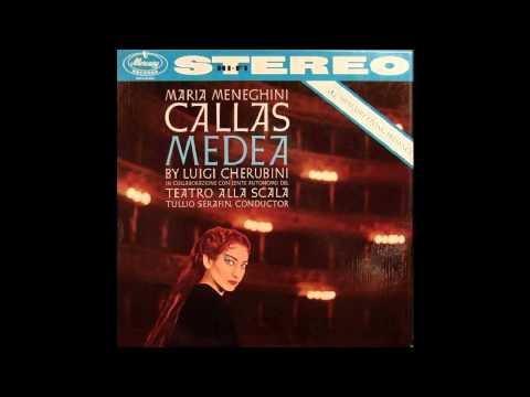 Maria Callas - Medea Finale, Studio FANTASTIC SOUND