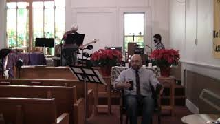 Worship from Wilkes Blvd UMC 12/20/20
