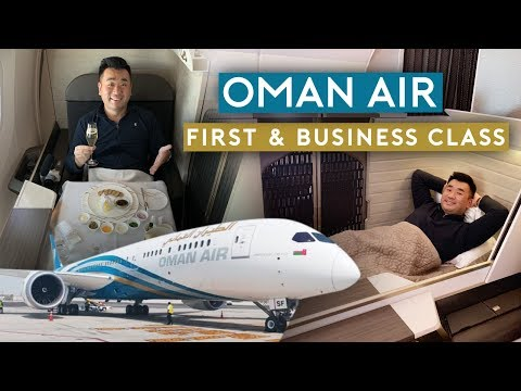 World's Most Underrated First and Business Class - Oman Air