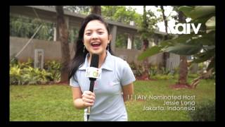 ASIA INDIE VIDEO (AIV NOMINATED HOST 11) JESSICA LONA