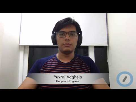 Yuvraj Vaghela, Happiness Engineer, on working at Automattic