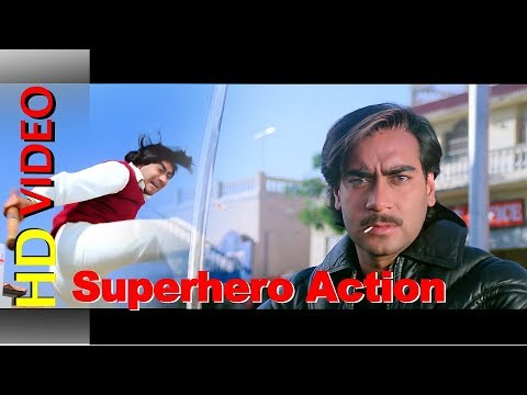 Download Ajay Devgn Dhamaka Movie Action