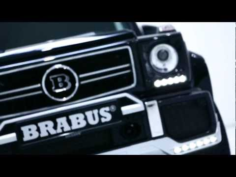 2013 Brabus Mercedes G Class AMG G63 620 WIDESTAR Commercial Carjam TV