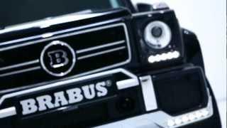 Brabus Mercedes G 500 2015 Videos