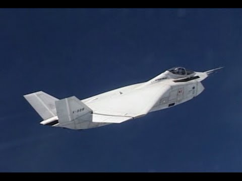 Boeing X-32A/B JSF competition video compilation (part 2)