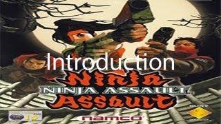 Ninja Assault Introduction