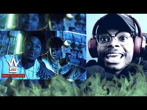 LEGENDARY FEATURE! | James Too Cold Feat. Blueface  - No Witness | Reaction