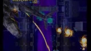 Radiant Silvergun Stage 6 Saturn Mode 1/2