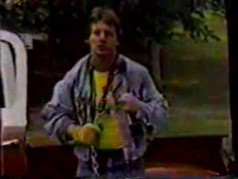 Georgia Wrestling: AWESOME Roddy Piper promo