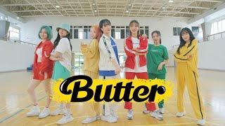 [AB] 방탄소년단 BTS - Butter (Girls ver.) | 커버댄스 Dance Cover