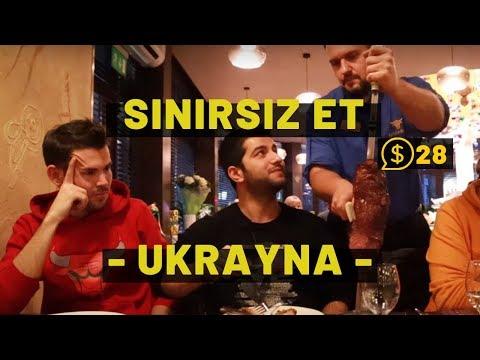 Ukrayna'da Ete Doymak! (SINIRSIZ ET)